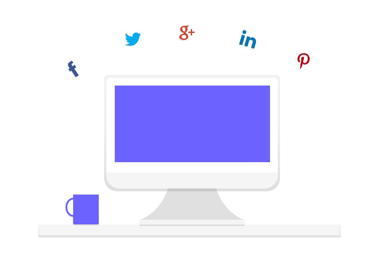 Website Report - Social Media