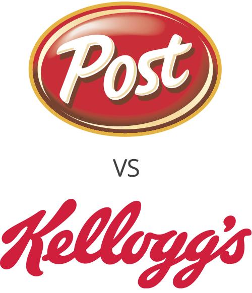 Post vs Kellogg's